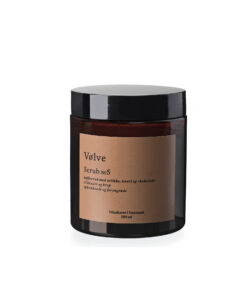 Vølves Scrub No.5 med kaffe, nellike og chokolade