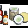 Vølves økologiske og naturlige hudpleje i luksus gavepakken