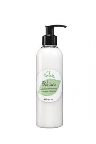 Økologisk balsam til tørt hår