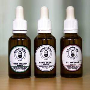 Beardster CPH skægolie