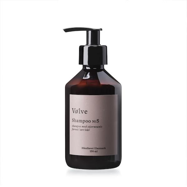 Økologisk, vegansk shampoo.