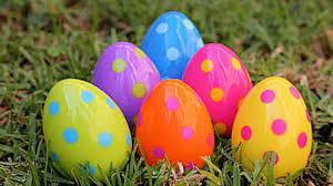 Der har været en lille påskehøne...