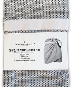 Økologisk bomuld håndklæde Vølve