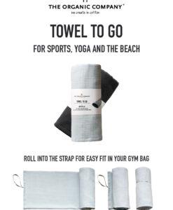 Økologisk håndklæde
