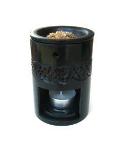 duftlampe-sort-fedtsten-8-x-11cm-hoej