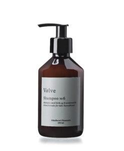 Økologisk, vegansk shampoo